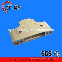 La venta caliente moldea las piezas de aluminio de la comunicación