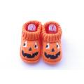 Cute Baby Bootee con diseño de animales Popular en China