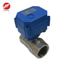 Agua neumática profesional con válvula de control automático con temporizador