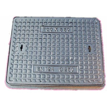 Square Ductile Iron Manhole Covers