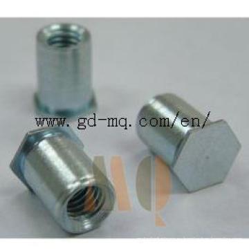 CNC поворачивая самоблокирующиеся винтовые части (MQ1050)