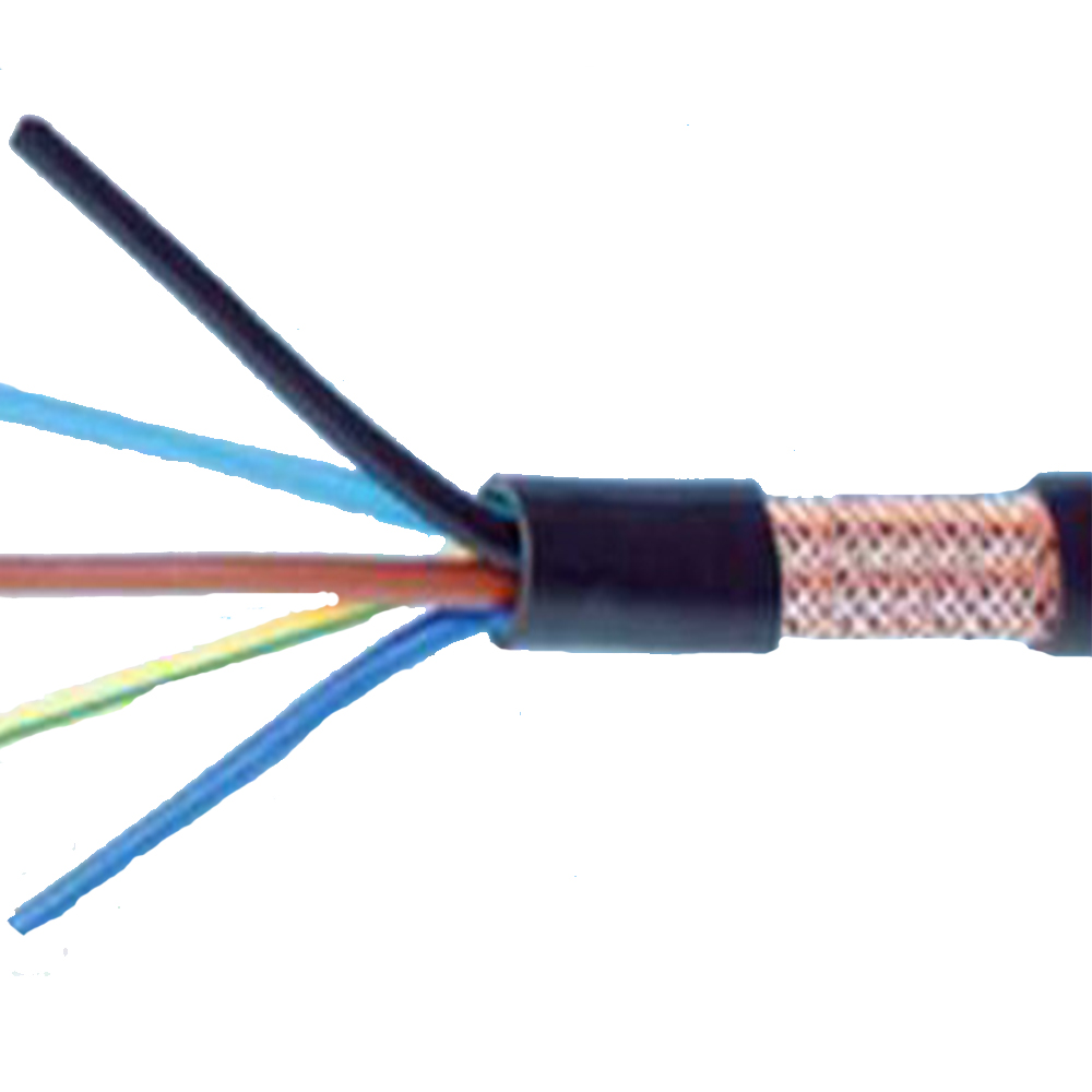 Braided Screen Shielded Control Cables