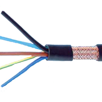 Shielded PVC Insulated Sheathed Electrical Control Cable