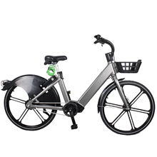 China Factory Price 26 inch solid tyre public sharing electric bicycle