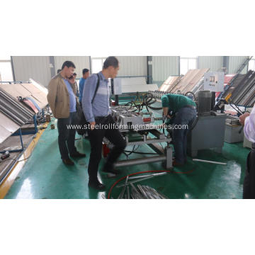 T Channel ceiling roll forming machine