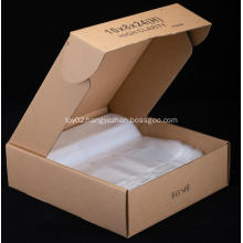HDPE Clear Food Packing Bags