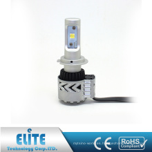 Súper blanco de alta calidad G8 H7 6000LM 6500K blanco puro del haz del coche LED del faro del coche con ventilador de la turbina