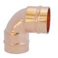 45° Solder Ring Copper Elbow