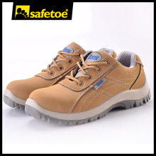 Metal Free Safety Shoes with Composite Toecap L-7111