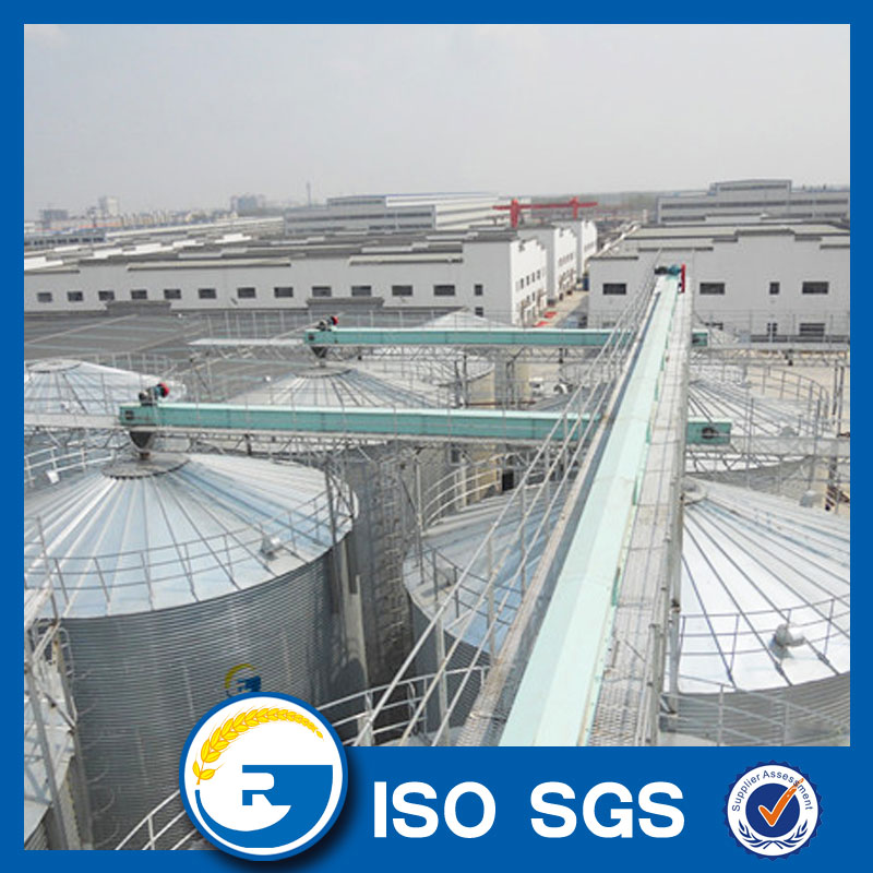 silo roof scraper conveyor
