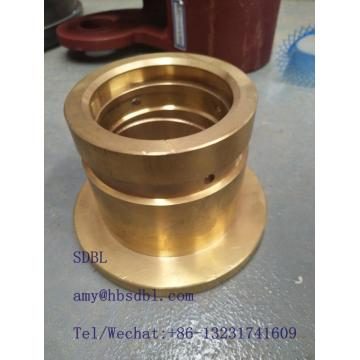 Schwing concrete Pump Mixer Bronze Copper Bushing