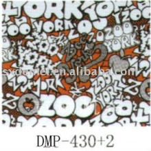more than five hundred patterns canvas carton fabric