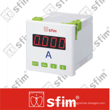 Sfim Digital Ammeter with Selected Switch