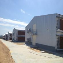 Edificio de marco de acero prefabricado con certificación Ce