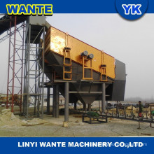 Certificates quality xxsx hot vibrating screen with famous vibrating screen mesh in china factory