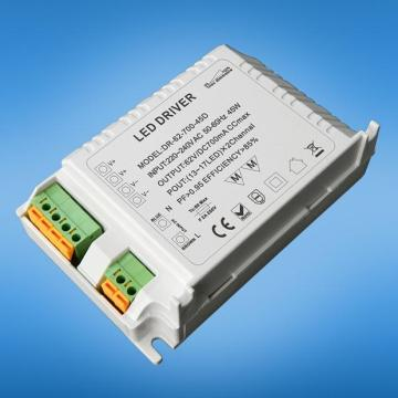 0-10v led power supply Constant Current 45W