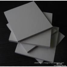 Жесткий лист пластиковый лист ПВХ