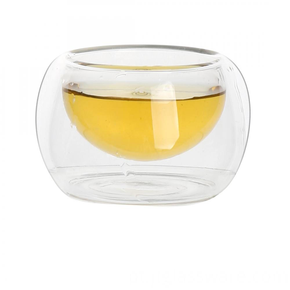 Double Wall Glass Tea