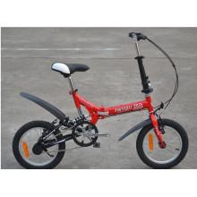 Mini crianças 14 polegadas Folding Bike