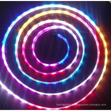 DC5V 5050 30LEDs Ws2812 Bande numérique LED