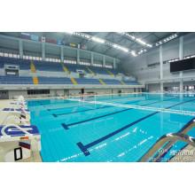 Sistema de techado de la piscina prefabricada de la estructura de acero