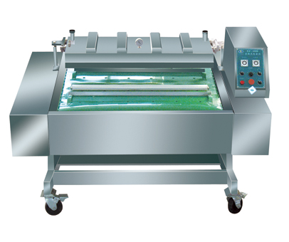 Packing Machine With Soft Bottom Track