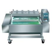Máquina de embalagem de vácuo de tipo contínuo de arroz