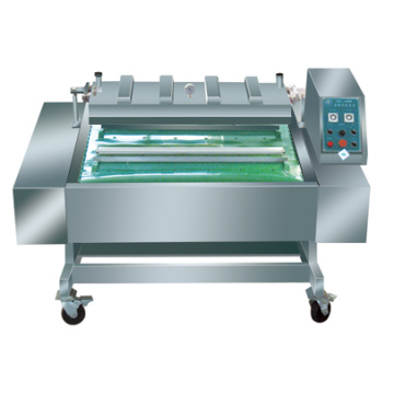 Rice Continuous-type Vacuum Packing Machine
