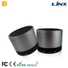 Mini Metallic kabelloser Bluetooth-Lautsprecher mit Mikrofon