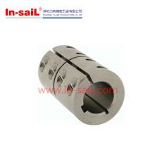 Top Quality Two-Piece Stainless Steel Shaft Rigid Coupling