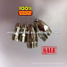 P80 welding electrode tip and nozzle