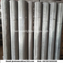 304/316 Plain Weave Stainless Steel Wire Mesh