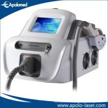 Аполо машина удаления волос лазера IPL обработки угорь IPL оборудование