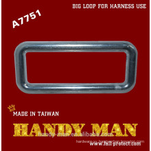 A7751 Hot Forged Aluminum Big Loop Buckle