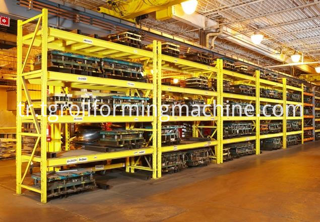 Shelf Rack Forming Machine