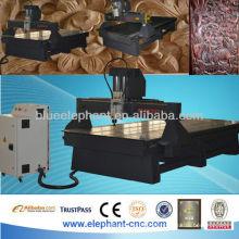 ELE-1332 máquina de escultura em pedra cnc com alta velocidade