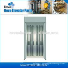 Panel de puerta de aterrizaje para ascensores de clase alta