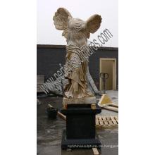 Carving Stein Marmor Garten Statue für Garten Skulptur Dekoration (SY-X1757)