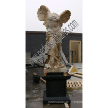 Statue en marbre en marbre en bois pour la décoration de sculpture sur jardin (SY-X1757)
