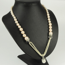 Kaca Pearl Necklace Borong