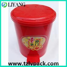 Chino Shuang Xi, película de transferencia de calor para cubo de basura de plástico