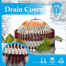 DC-D1810A Rapidly Flow Rate Water Stop Trash Drain Covers