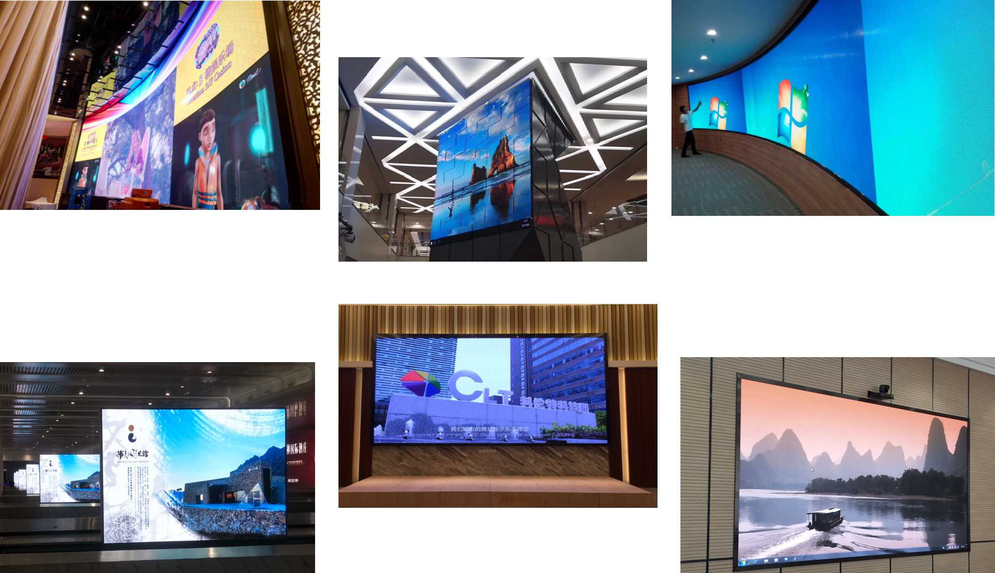 LED screen project