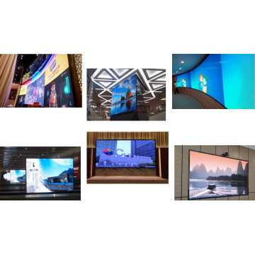 PH4.8 Pantalla LED a todo color para interiores