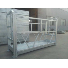 Schwere galvanisierte Stahlstruktur-Industrie-Fertigung, großer Metallrahmen