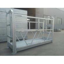 Fabrication en acier galvanisée lourde d'industrie de structure, grand cadre en métal