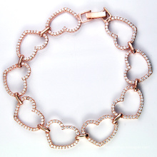 Neue Styles 925 Silber Modeschmuck Armband (K-1753 JPG)