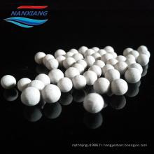 Boules de support inertes en céramique de pingxiang china de haute qualité