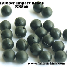 Wholesale High Quality Fishing Rubber Impact Beads