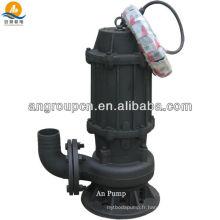Pompe submersible centrifuge pour station de pompage